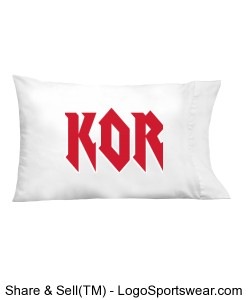 KOR pillow Design Zoom